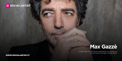 """Max Gazzè, le date del """"La Matematica dei Rami Tour"""""""
