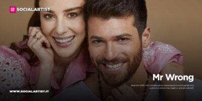 "Mediaset, in partenza la nuova serie ""Mr Wrong – Lezioni d'amore"""