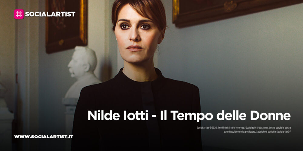 """SKY ARTE, il 10 aprile in prima serata """"Nilde Iotti – Il Tempo delle Donne"""""""