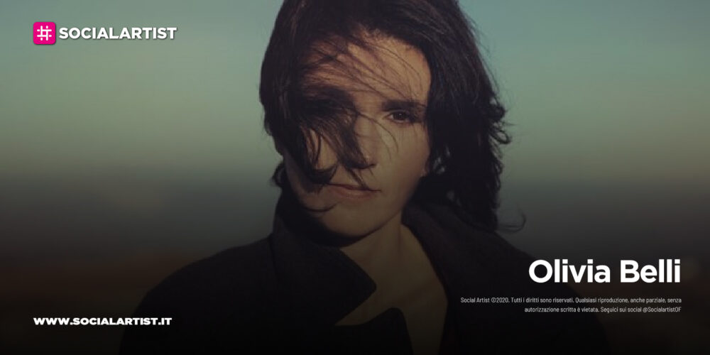 """Olivia Belli, dal 16 aprile il singolo d'esordio """"Visions to Come"""""""
