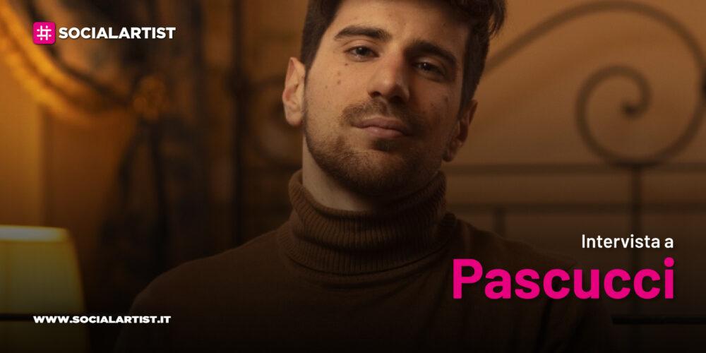 """VIDEOINTERVISTA Pascucci, il nuovo singolo """"Coriandoli e cicatrici"""""""