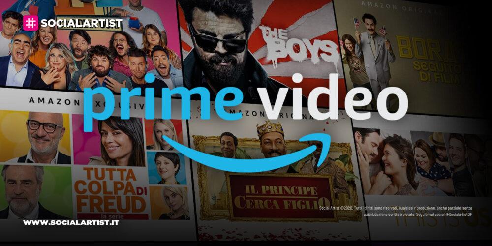 """Amazon Prime Video, tutte le novità della piattaforma annunciate ai """"Prime Video Presents Italia 2021"""""""