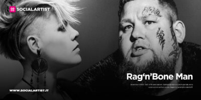 """Rag'n'Bone Man, dal 9 aprile il nuovo singolo """"Anywhere Away From Her"""""""