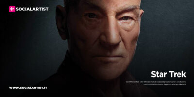"Amazon Prime Video – i trailer di ""Star Trek: Picard"" e ""Star Trek: Lower Decks"" (2021)"