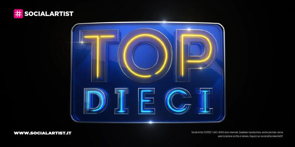 """Rai 1, dal 23 aprile la nuova edizione di """"Top Dieci"""""""