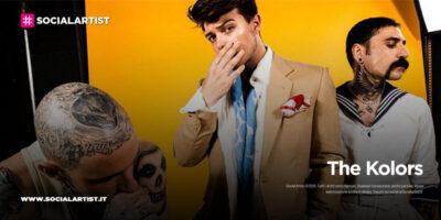 "The Kolors, dal 30 aprile il nuovo singolo ""Cabriolet Panorama"""