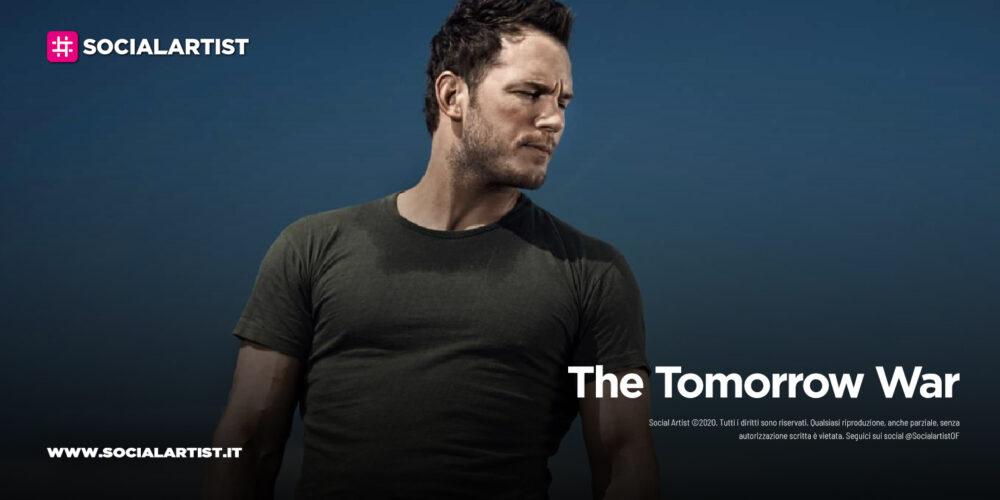 Amazon Prime Video – acquisiti i diritti del film The Tomorrow War