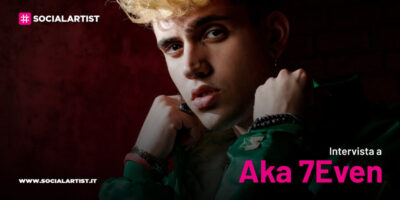 """VIDEOINTERVISTA Aka 7Even, il nuovo album """"Aka 7Even"""""""