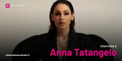 "VIDEOINTERVISTA Anna Tatangelo, il nuovo album ""Annazero"""