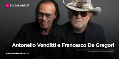 Antonello Venditti e Francesco De Gregori, la data allo Stadio Olimpico