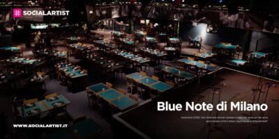 Blue Note di Milano, dal 7 maggio riprendono gli eventi live