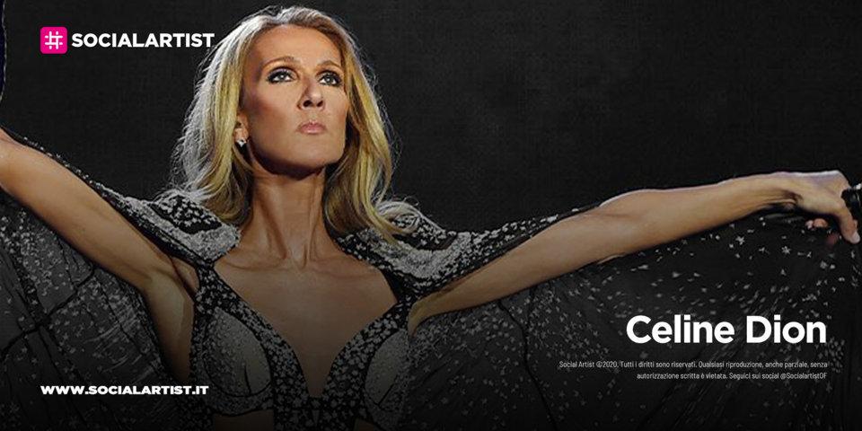 "Celine Dion, le date italiane del ""Courage World Tour 2023"""