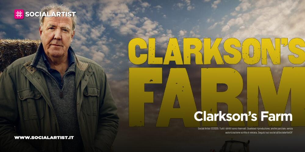 Amazon Prime Video – Clarkson's Farm (2021)