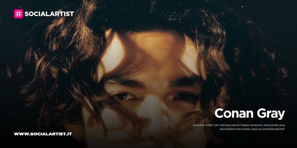"""Conan Gray, dal 7 maggio il nuovo singolo """"Astronomy"""""""