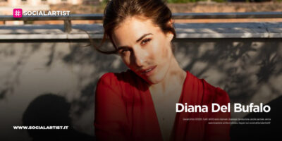 """Diana Del Bufalo, dal 30 aprile il nuovo singolo """"Flashdance"""""""