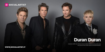 """Duran Duran, dal 19 maggio il nuovo singolo """"Invisible"""""""