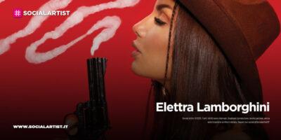 """Elettra Lamborghini, dal 4 giugno il nuovo singolo """"Pistolero"""""""