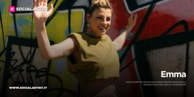 Emma, la scaletta del live all'Arena di Verona