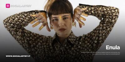 """Enula, dal 19 maggio il nuovo singolo """"Impronte"""""""