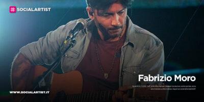 """Fabrizio Moro, le date del """"Canzoni nella stanza – percorso unplugged 2021"""""""