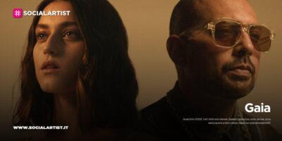 """Gaia, dal 14 maggio il nuovo singolo """"Boca"""" feat. Sean Paul"""