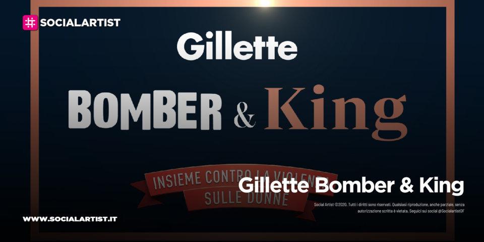 """Italia 1, l'evento """"Gillette Bomber & King: contro la violenza sulle donne"""""""