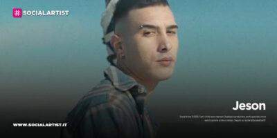 """Jeson, dal 14 maggio il nuovo EP """"Fuori da un Oblò"""""""