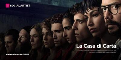 """Netflix – annunciata la data di uscita dell'ultima stagione di """"La Casa di Carta"""" (2021)"""