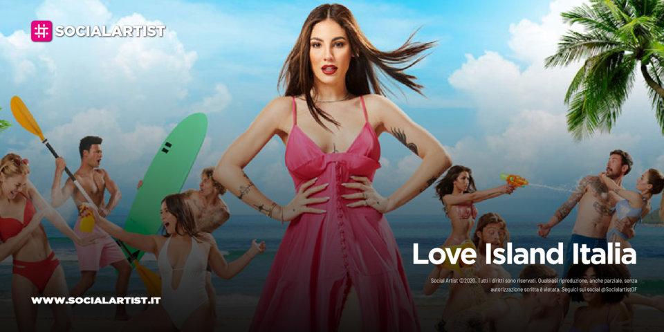 Love Island Italia, da lunedì 7 giugno su discovery+