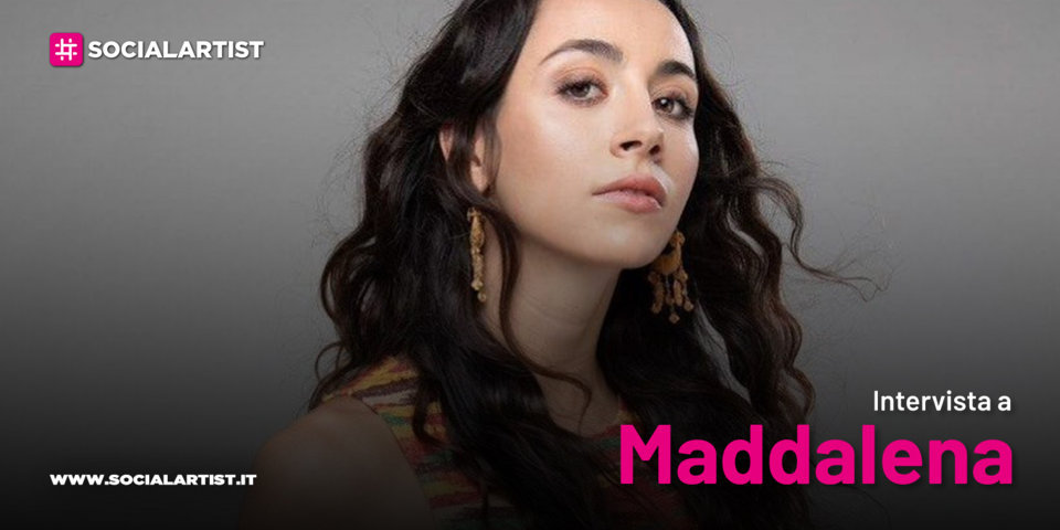"VIDEOINTERVISTA Maddalena, il nuovo singolo ""Anxiety Is A Modern Cliché"""