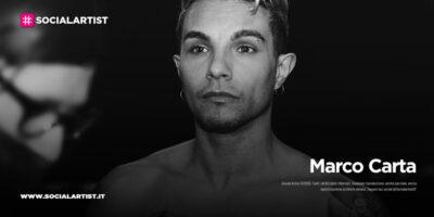 """Marco Carta, dal 14 maggio il nuovo singolo """"Mala Suerte"""""""