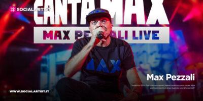 """Max Pezzali, le date del """"San Siro Canta Max"""""""