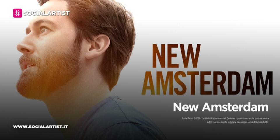 Mediaset – New Amsterdam (Terza Stagione) (2021)