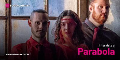 """VIDEOINTERVISTA Parabola, il nuovo singolo """"Difendi"""""""
