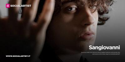 Sangiovanni, più di 210mila copie vendute e primo in tutte le classifiche
