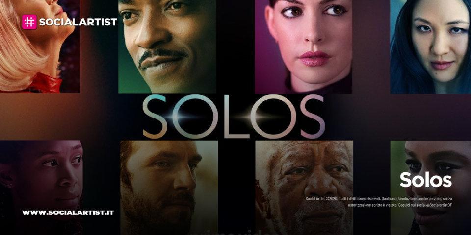 """Amazon Prime Video – Il trailer della serie """"Solos"""""""