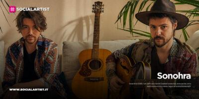 """Sonohra, dal 28 maggio il nuovo singolo """"Arizona"""""""