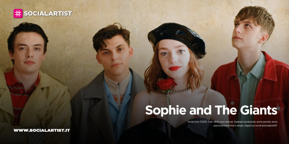 Sophie and The Giants, le date italiane del tour 2022