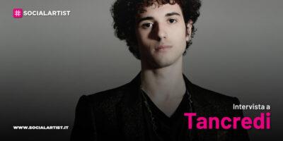 INTERVISTA Tancredi: la vittoria sulle sue paure con la musica
