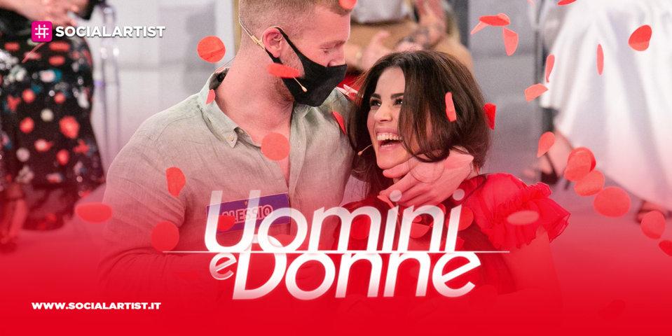 Uomini e Donne, la scelta di Samantha è Alessio