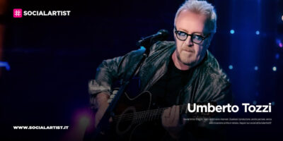 Umberto Tozzi, le date live del tour estivo 2021