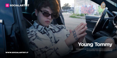 """Young Tommy, dal 21 maggio il nuovo singolo """"Young G"""""""