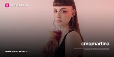 """cmqmartina, dal 14 maggio il nuovo singolo """"pensieri sbagliati"""""""