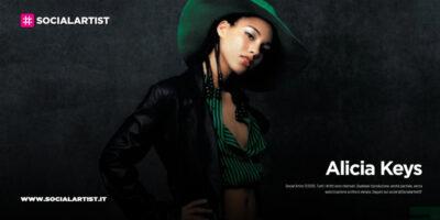 """Alicia Keys, dal 3 dicembre un'edizione speciale di """"Songs in a minor"""""""