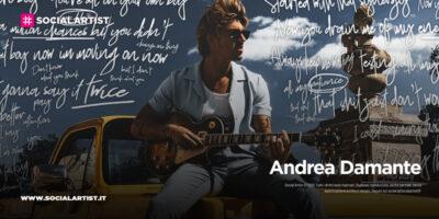 """Andrea Damante, dal 18 giugno il nuovo singolo """"UNDERSTATEMENT pt.1"""""""