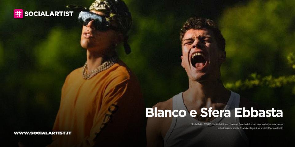 """Blanco e Sfera Ebbasta, dal 18 giugno il nuovo singolo """"Mi Fai Impazzire"""""""