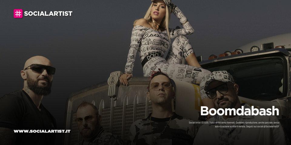 """Boomdabash, dall'11 giugno il nuovo singolo """"Mohicani"""" con Baby K"""