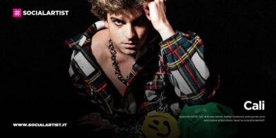 """Cali, dal 4 giugno il nuovo singolo """"Amami così"""""""