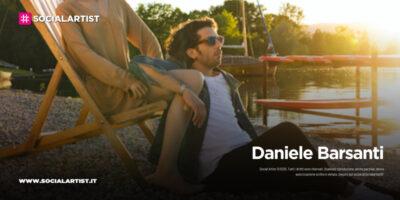 """Daniele Barsanti, dal 4 giugno il nuovo singolo """"Il lato B"""""""
