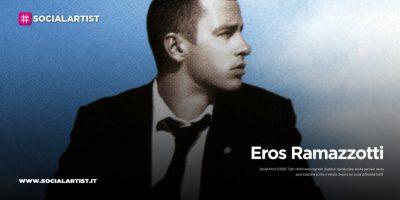 """Eros Ramazzotti, dal 16 luglio la ristampa di """"Dove c'è musica"""""""
